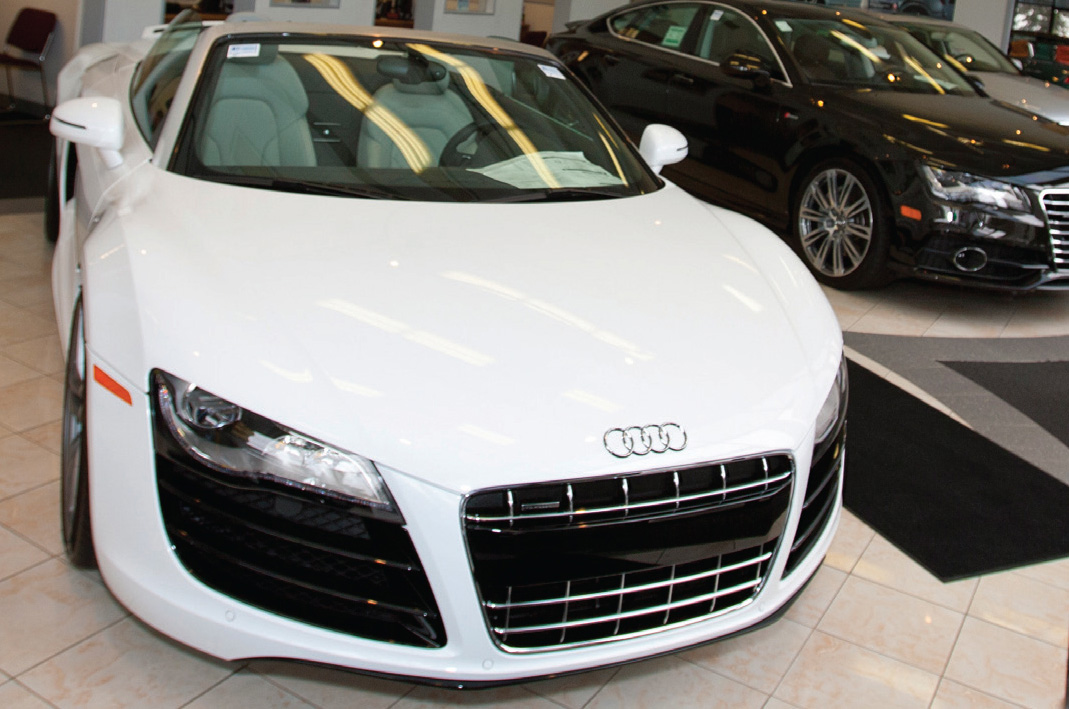 Village Automotive Audi